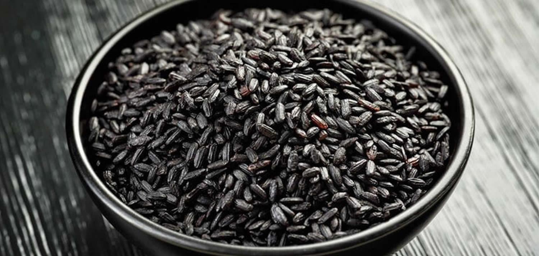 Black Rice Forbidden Black Rice Nutrition Facts Health Benefits