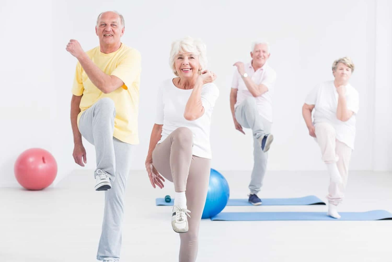 strength training for seniors