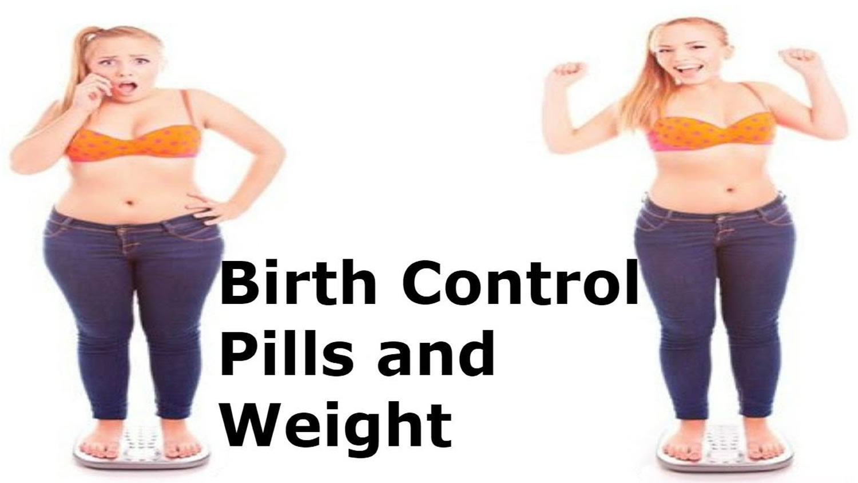 birth control weight gain