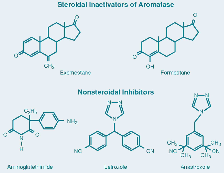 aromatase inhibitors
