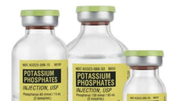 potassium phosphate injection