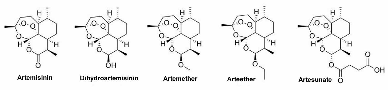 Artemisinin derivatives
