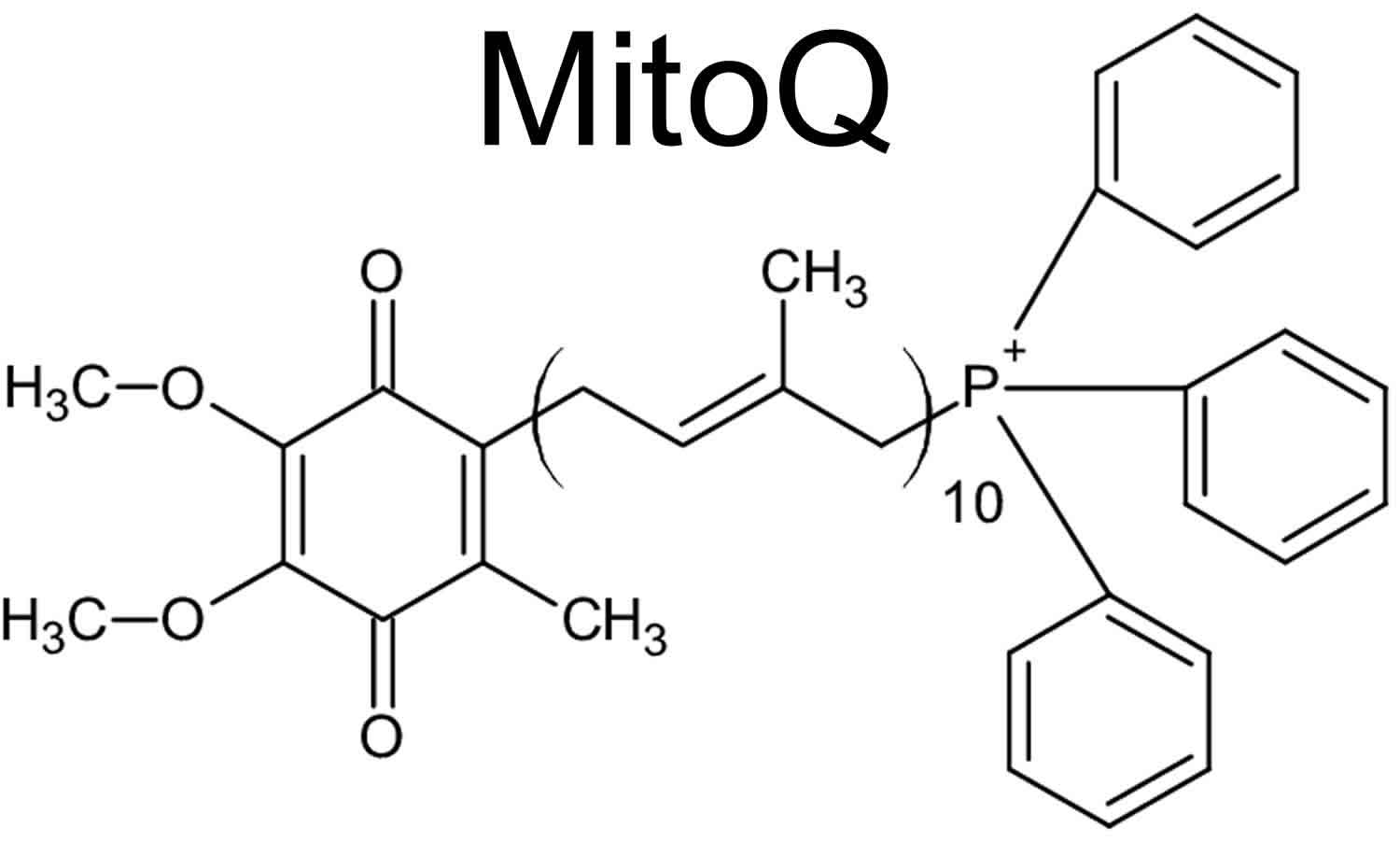 MitoQ chemical structure